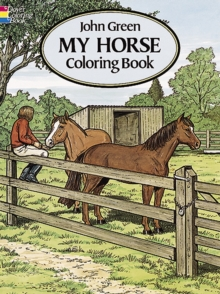 My Horse Coloring Book, Paperback / softback Book