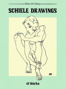 Schiele Drawings : 44 Works, Paperback / softback Book