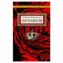 King Richard III, Paperback Book