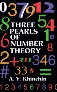 Three Pearls of Number Theory, Paperback / softback Book