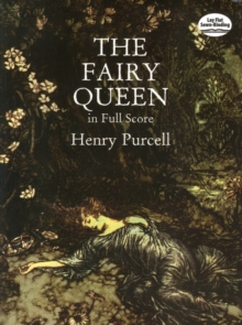 Henry Purcell : The Fairy Queen, Paperback / softback Book