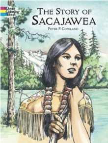 Story of Sacajawea Colouring Book, Mixed media product Book