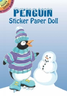 Penguin Sticker Paper Doll, Paperback / softback Book