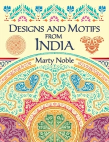 Designs and Motifs from India, Paperback Book
