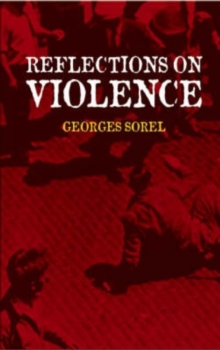 Reflections on Violence, Paperback / softback Book