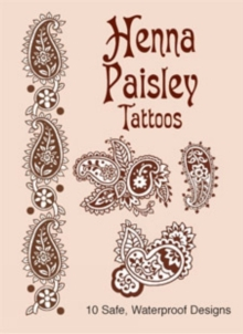 Henna Paisley Tattoos, Paperback / softback Book