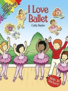 I Love Ballet, Mixed media product Book