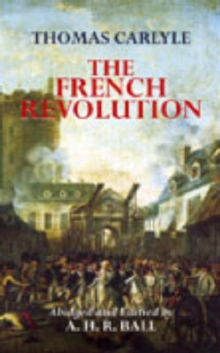 The French Revolution, Paperback / softback Book