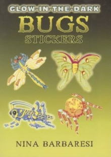 Glow-In-The-Dark Bugs Stickers, Paperback / softback Book