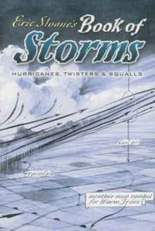 Eric Sloane's Book of Storms, Paperback / softback Book