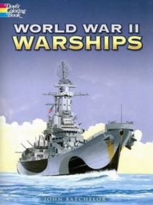 World War II Warships, Paperback / softback Book