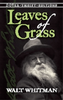 Leaves of Grass : The Original 1855 Edition, Paperback Book