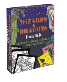Wizards and Dragons Fun Kit, Paperback / softback Book