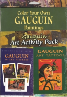 Gauguin Art Activity Pack, Paperback / softback Book