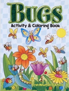 Bugs Activity and Coloring Book, Paperback / softback Book