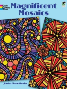 Magnificent Mosaics Coloring Book, Paperback / softback Book