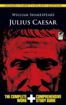 Julius Caesar Thrift Study, Hardback Book