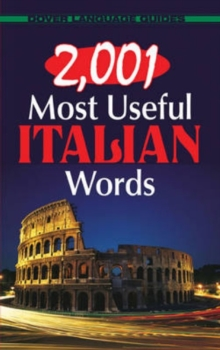2, 001 Most Useful Italian Words, Paperback / softback Book