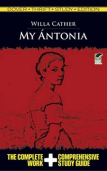 My Antonia, Paperback / softback Book