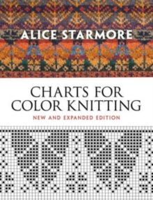 Charts for Color Knitting, Paperback Book