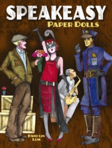 Speakeasy Paper Dolls, Paperback / softback Book