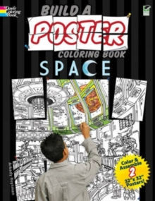 Build a Poster - Space, Paperback / softback Book