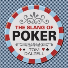 Slang of Poker, Paperback Book
