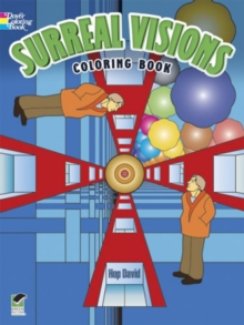 Surreal Visions Coloring Book, Paperback / softback Book