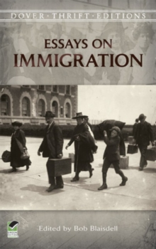 Essays on Immigration, Paperback / softback Book