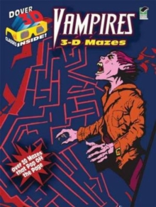 Vampires : 3-D Mazes, Mixed media product Book