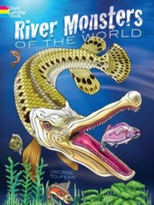 River Monsters of the World, Paperback / softback Book