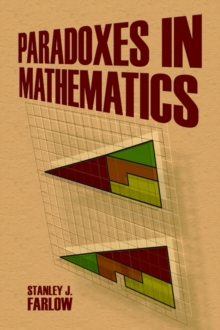 Paradoxes in Mathematics, Paperback / softback Book