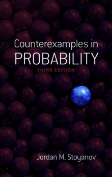 Counterexamples in Probability : Third Edition, Paperback / softback Book