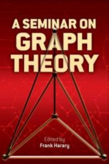 A Seminar on Graph Theory, Paperback / softback Book