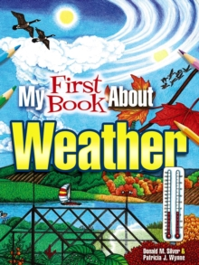 My First Book About Weather, Paperback Book