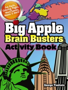 Big Apple Brain Busters Activity Book, Paperback / softback Book