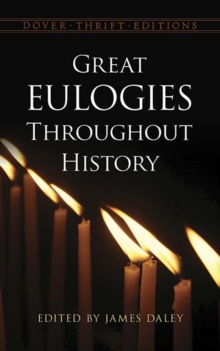 Great Eulogies Throughout History, Paperback / softback Book