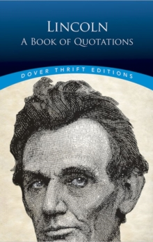 Lincoln: A Book of Quotes, Paperback / softback Book