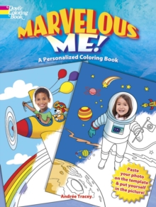 Marvelous Me! A Personalized Coloring Book, Paperback / softback Book