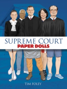 Supreme Court Paper Dolls, Paperback / softback Book