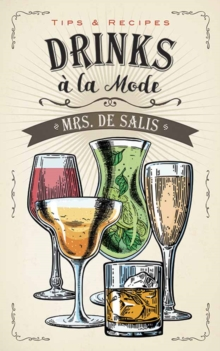 Drinks a la Mode, Paperback Book