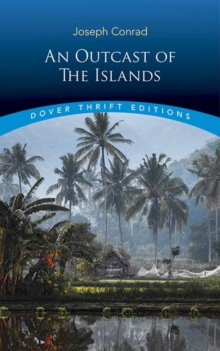 An Outcast of the Islands, Paperback / softback Book
