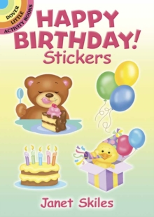 Happy Birthday! Stickers, Paperback / softback Book