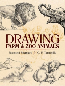 Drawing Farm and Zoo Animals, Paperback / softback Book