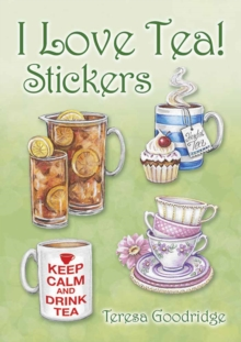 I Love Tea! Stickers, Paperback / softback Book