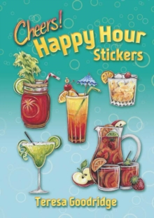 Happy Hour Stickers, Paperback / softback Book