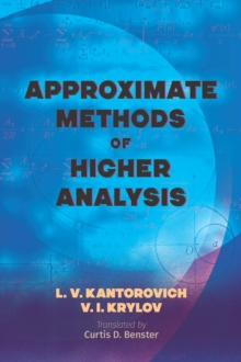 Approximate Methods of Higher Analysis, Paperback / softback Book