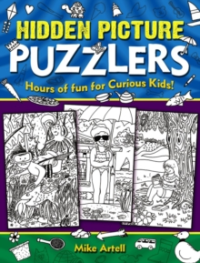 Hidden Picture Puzzlers, Paperback / softback Book