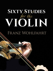 Sixty Studies for the Violin, Paperback / softback Book