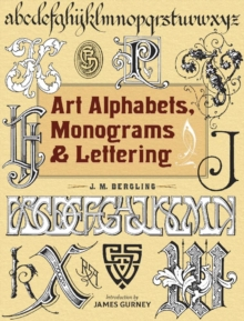 Art Alphabets, Monograms, and Lettering, Paperback / softback Book
